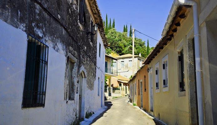 korakiana villa hotels corfu
