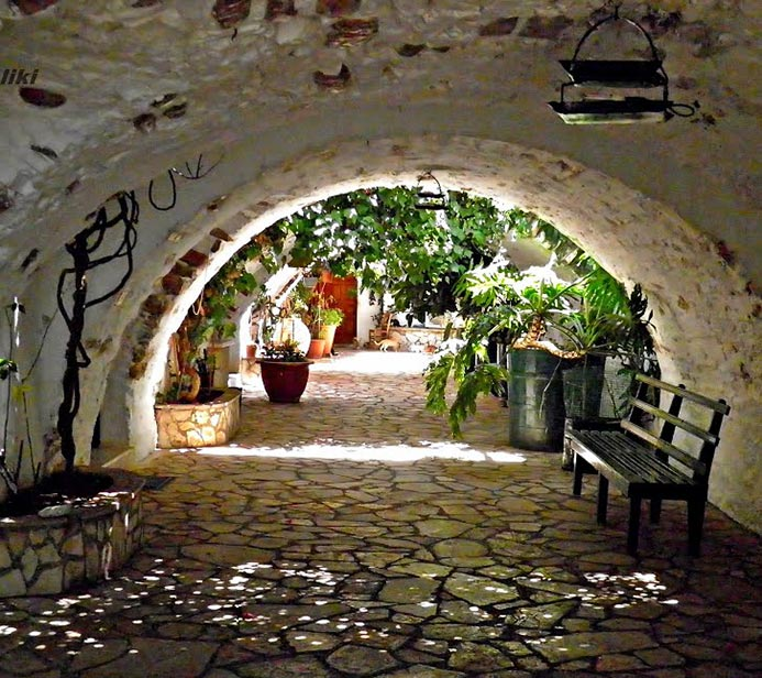 corfu paleokastritsa monastery