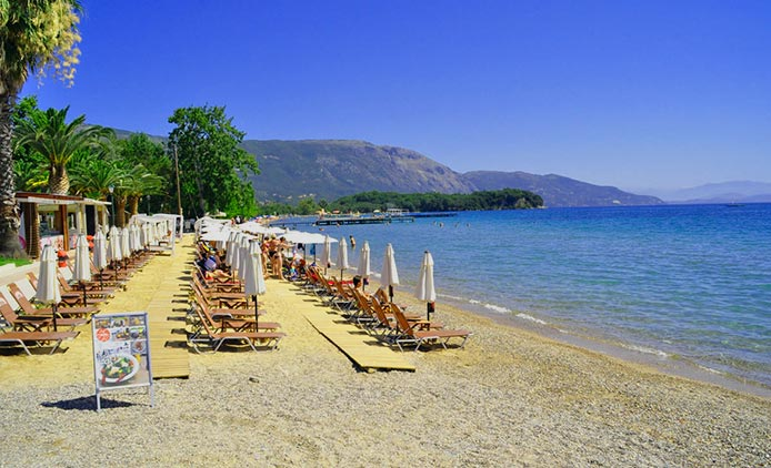 corfu dassia beach hotels apartments