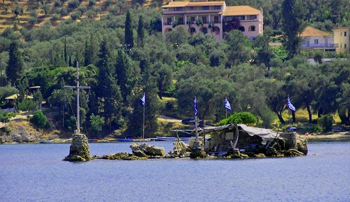 corfu grieksegids korakiana hotels villa apartments