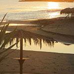 Gardeno beach Lefkimi corfu