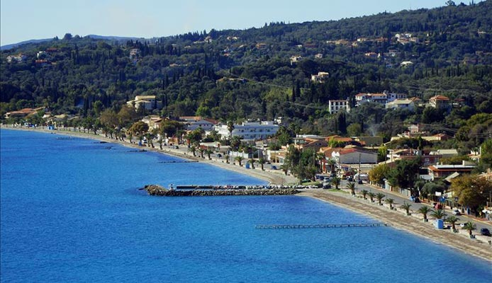 Ipsos-beach-Corfu-hotels-apartments- villa