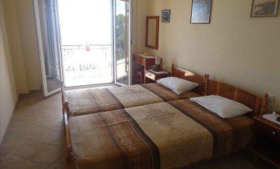 Meltemi Apartments in Perama, Corfu