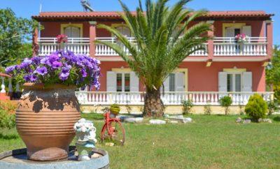 Fridas Garden Apartment in Sidari, Corfu