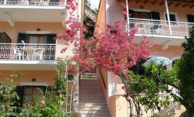 Villa Maria Apartments in Paleokastritsa, Corfu